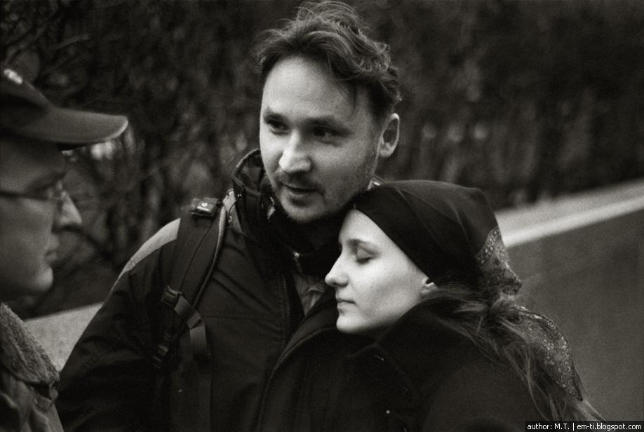 Андрей и Дарья.