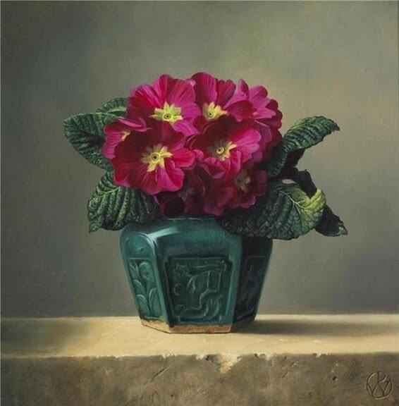 Автор картины Pieter Wagemans