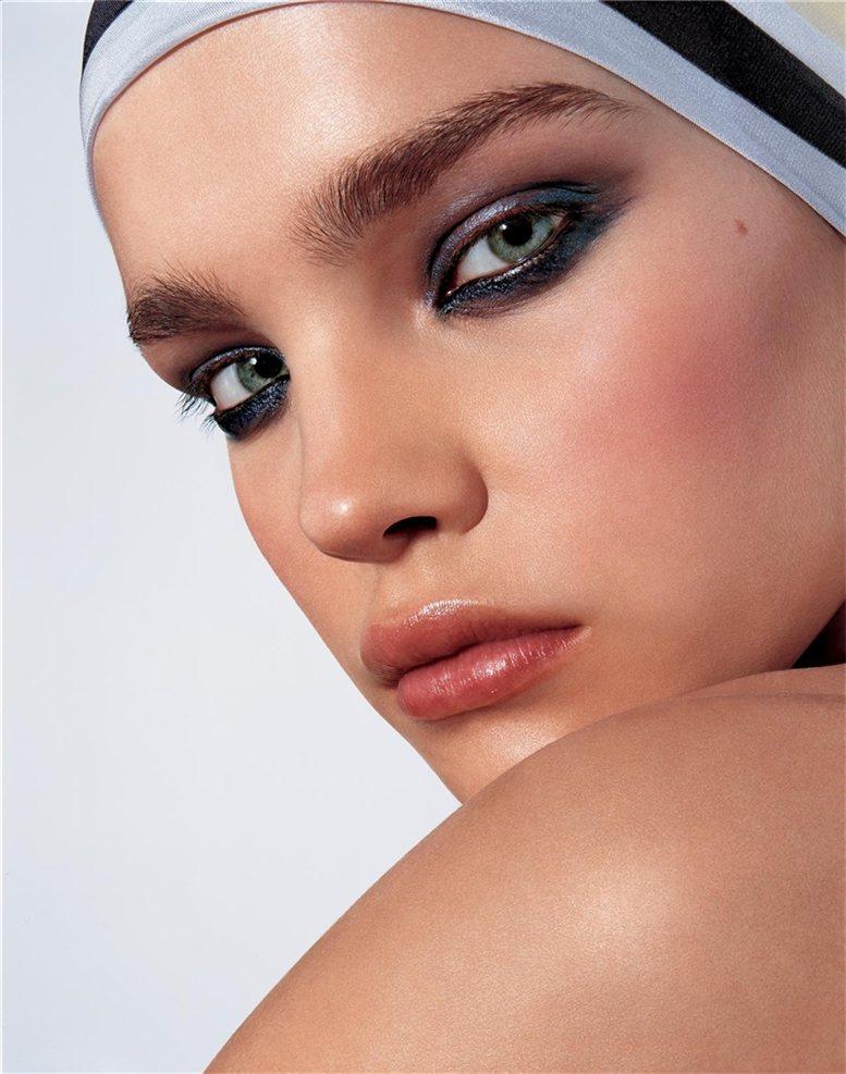 модель Natalia Vodianova / Наталья Водянова