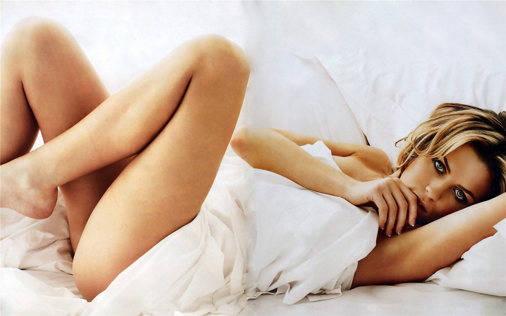 модель Эбби Клэнси / Abbey Clancy, фотограф Dan Annett