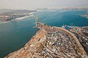В Приморье строительство объектов саммита АТЭС 2012 года выходит на финишную прямую