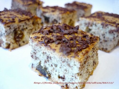 Шоколадно-<br />имбирное печенье