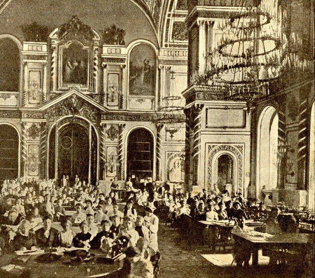 Большой Кремлевский дворец(1904-1905г)
