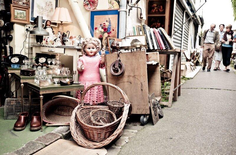 flea market photos by Yanidel