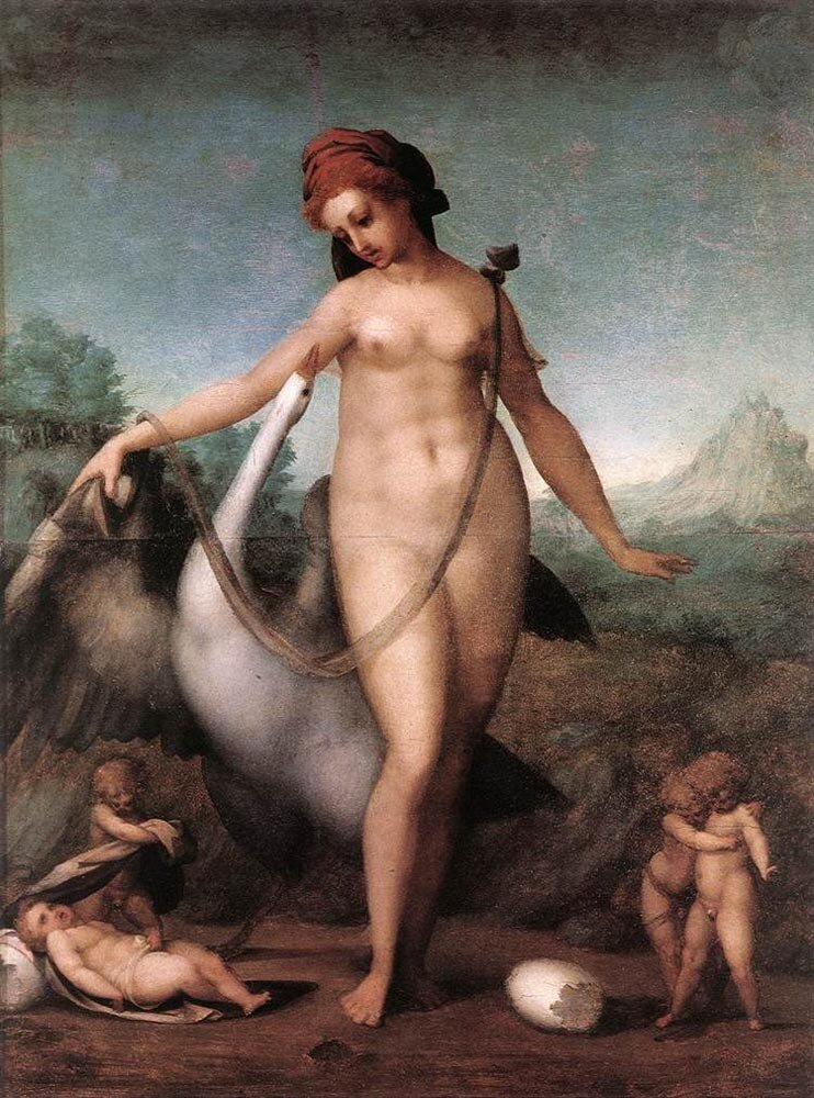 by PONTORMO Jacopo