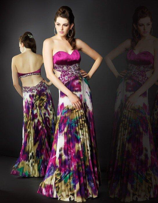 Дизайнерские платья - Cassandra Stone 2011.
