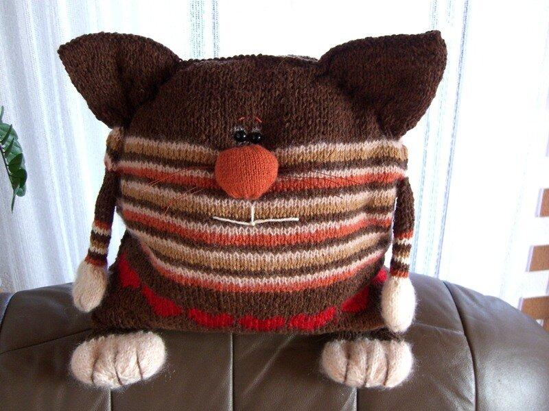 Кото-подушки! Сat- cushions