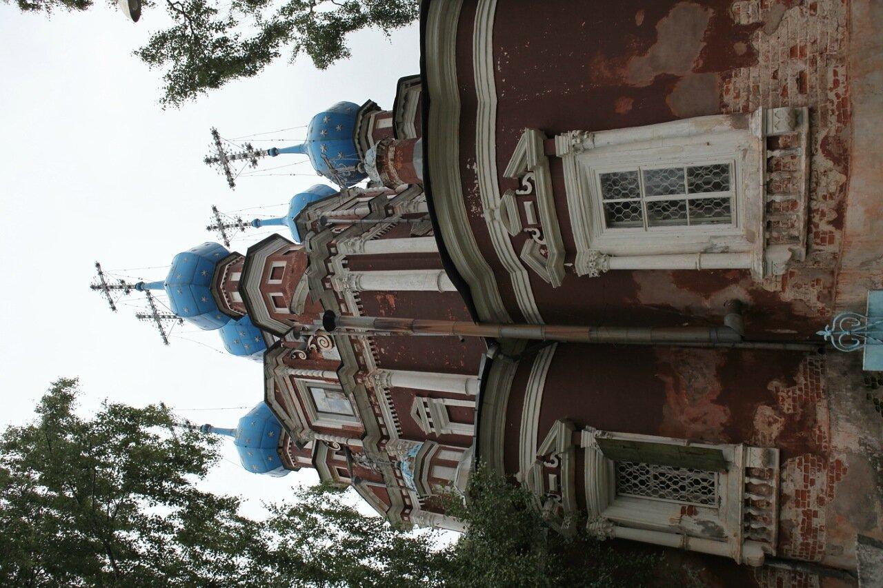 Устюжна - Казанская церковь