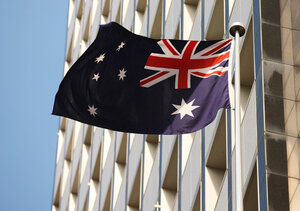 Австралия обговорит с ЕС санкции против РФ