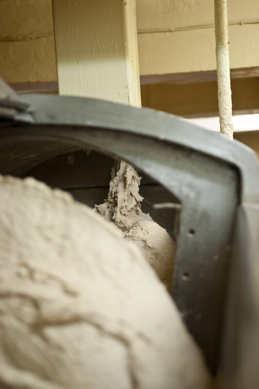 Выпечка хлеба. Фотограф Кузьмин