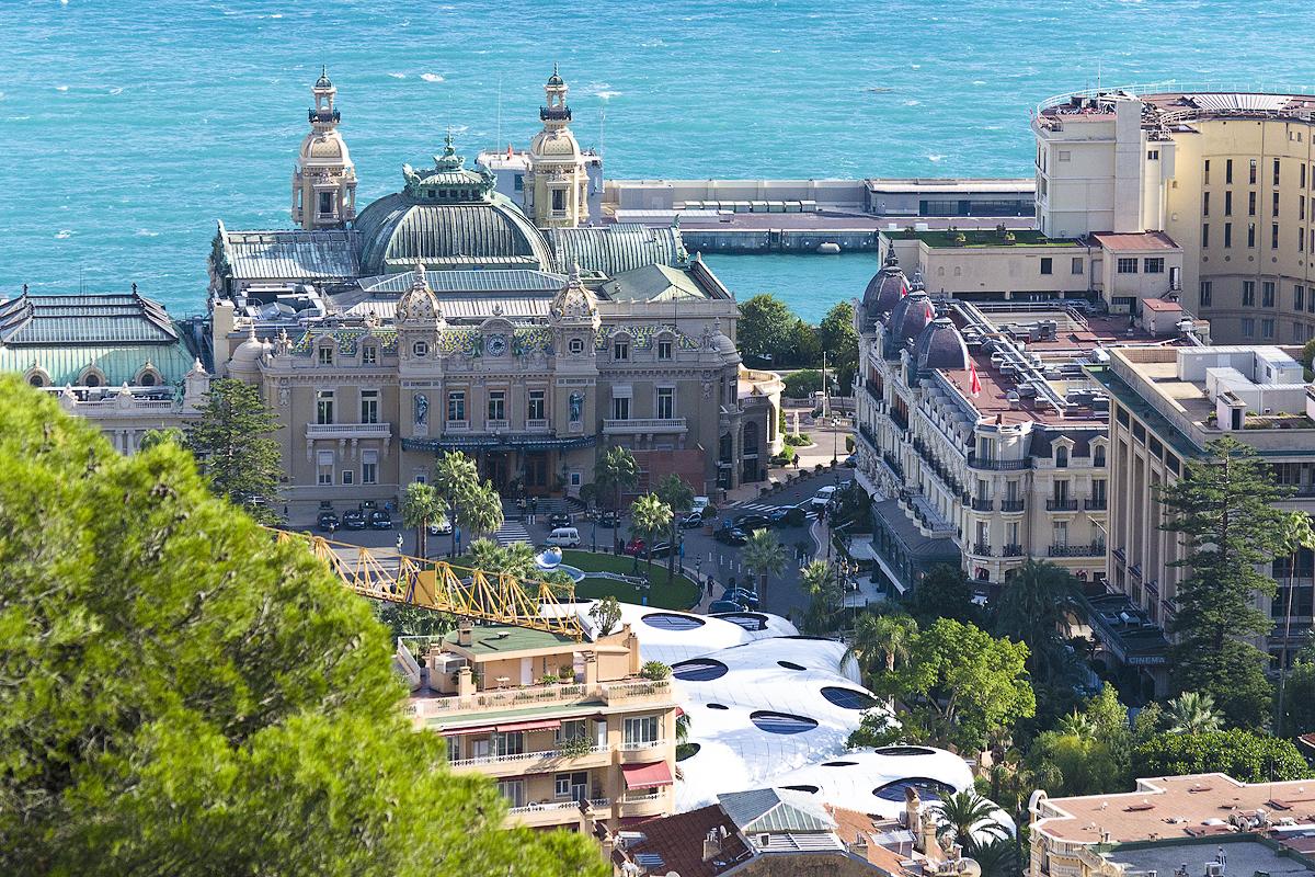 Площадь казино Монте-Карло: описание, фото