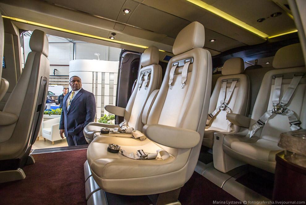 5. Заглянем в будущее Dassault Falcon.