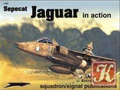 Книга Книга Sepecat Jaguar in Action