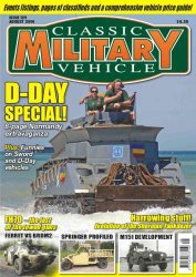 Журнал Classic Military Vehicle - Issue 159