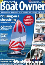 Журнал Practical Boat Owner - August 2014 UK