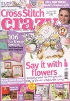 Cross Stitch Crazy Issue 174 март 2013 jpeg 100,41Мб