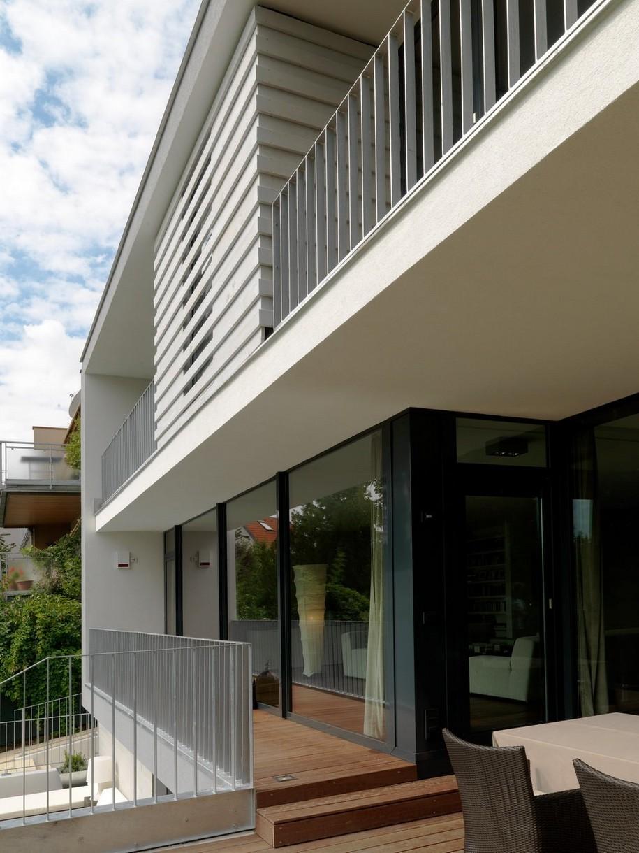 Комфортный House S в Австрии от Atelier Heiss Architects