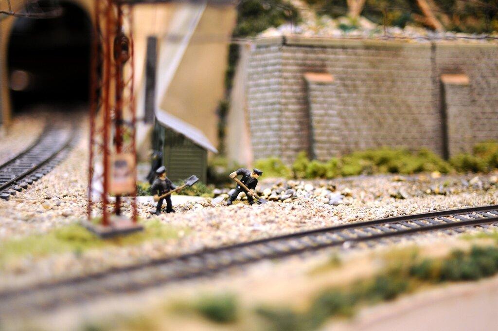 Январский форум железнодорожного моделирования