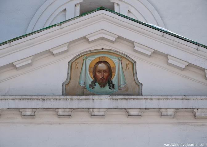 Свято-Троицкий собор в Красноярске