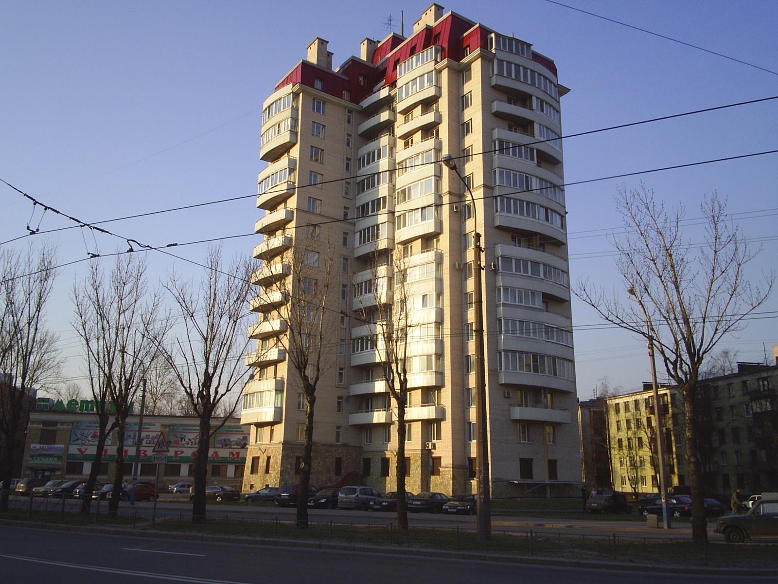 Краснопутиловская ул 76к2