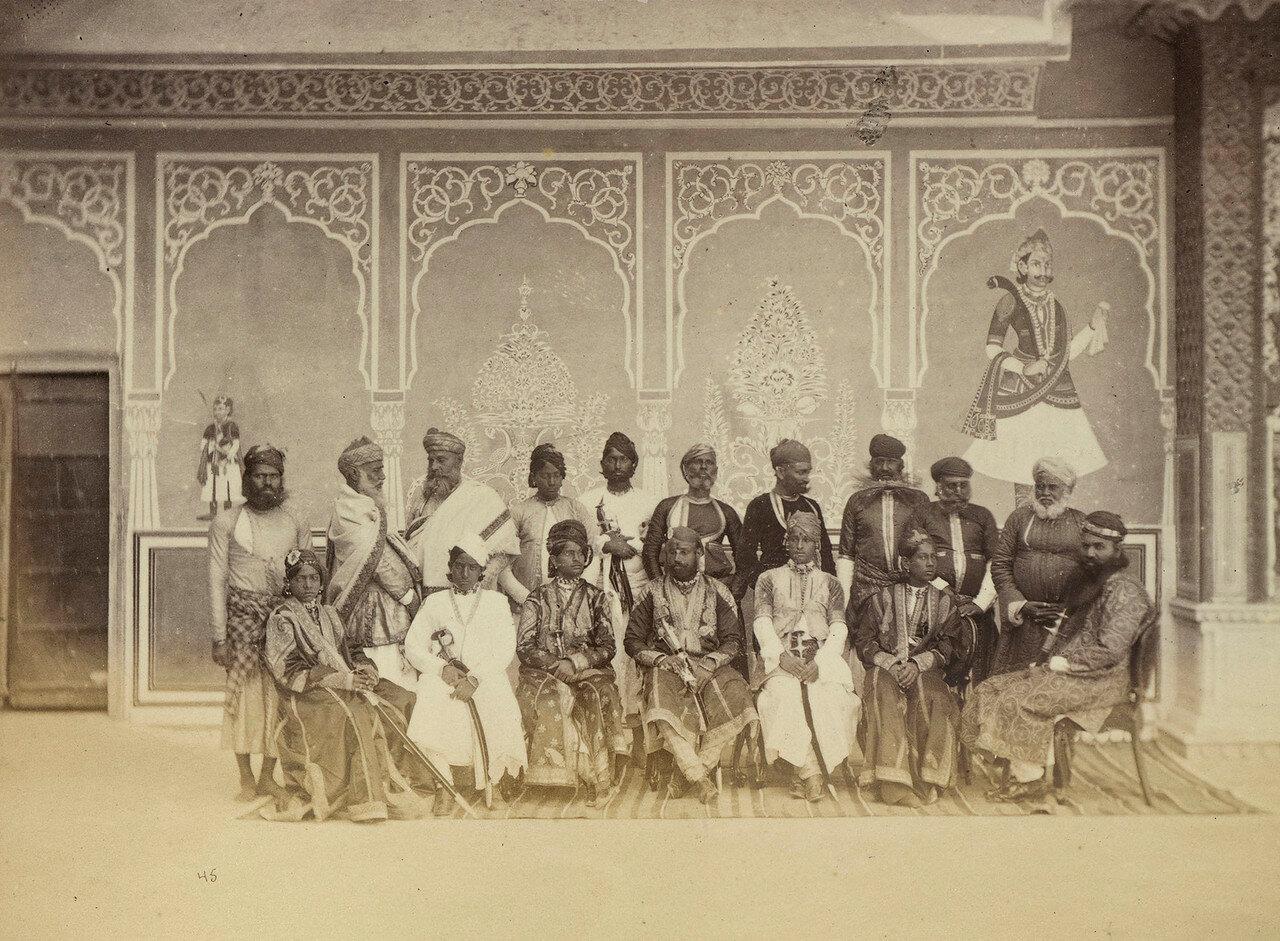 91. Сирдары из Джайпура