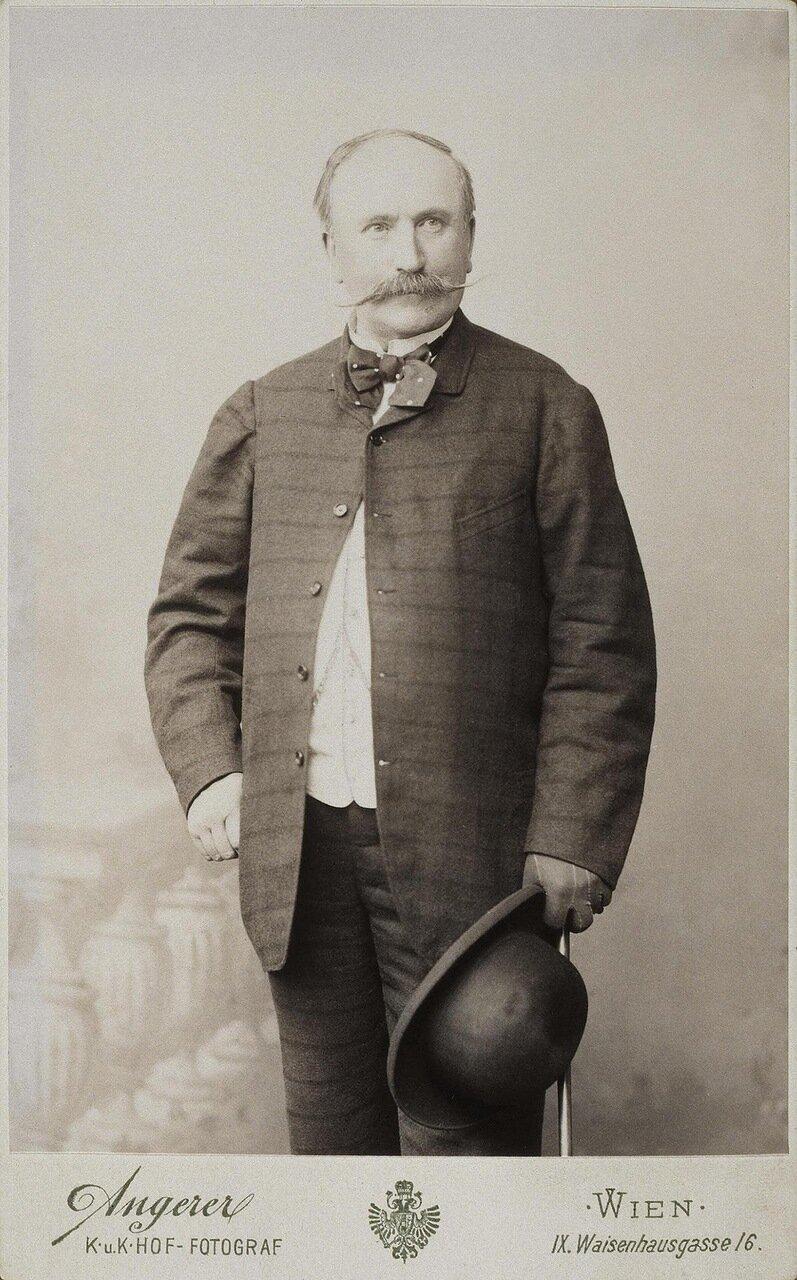 Портрет И.Г. Ностица