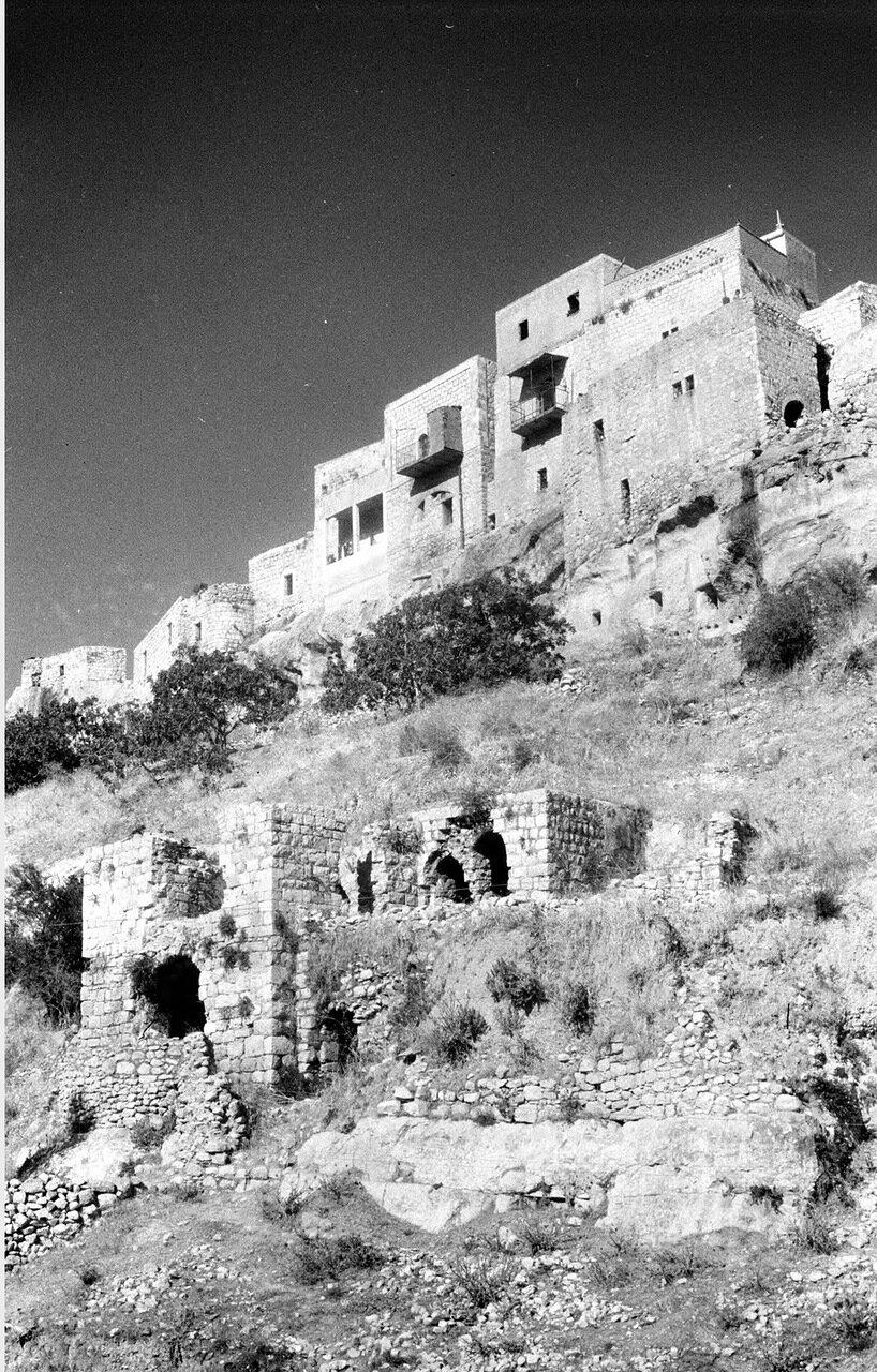 Городские развалины