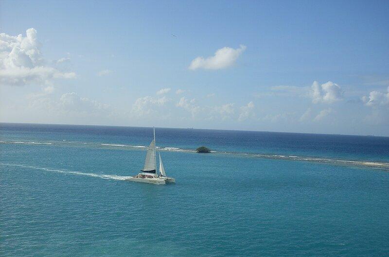 У самого Карибского моря