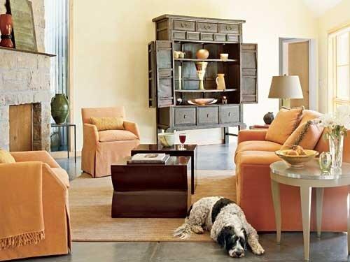Внутреннее пространство - дизайн интерьера дома