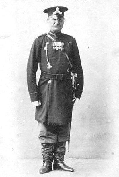 Полицейский Российской Империи