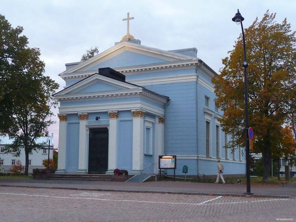 Лютеранская церковь.Св. Иоанна.
