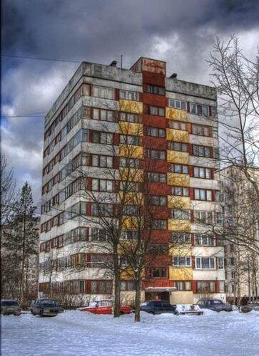 ул. Партизана Германа 35к2