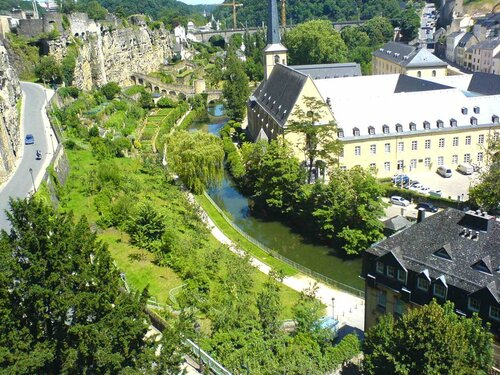 балкон Европы. Люксембург
