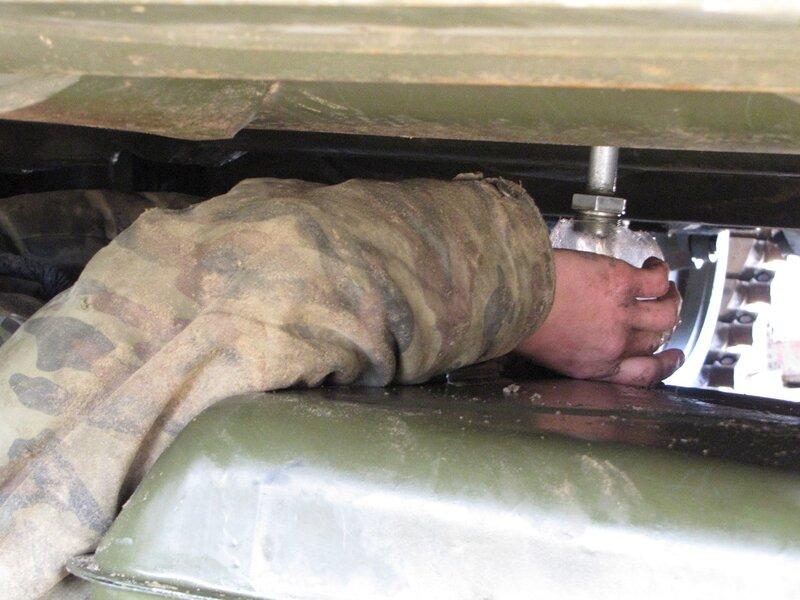20-я мотострелковая бригада. Часть пятая. Боевая техника