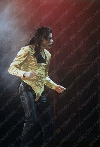 Выступление Майкла