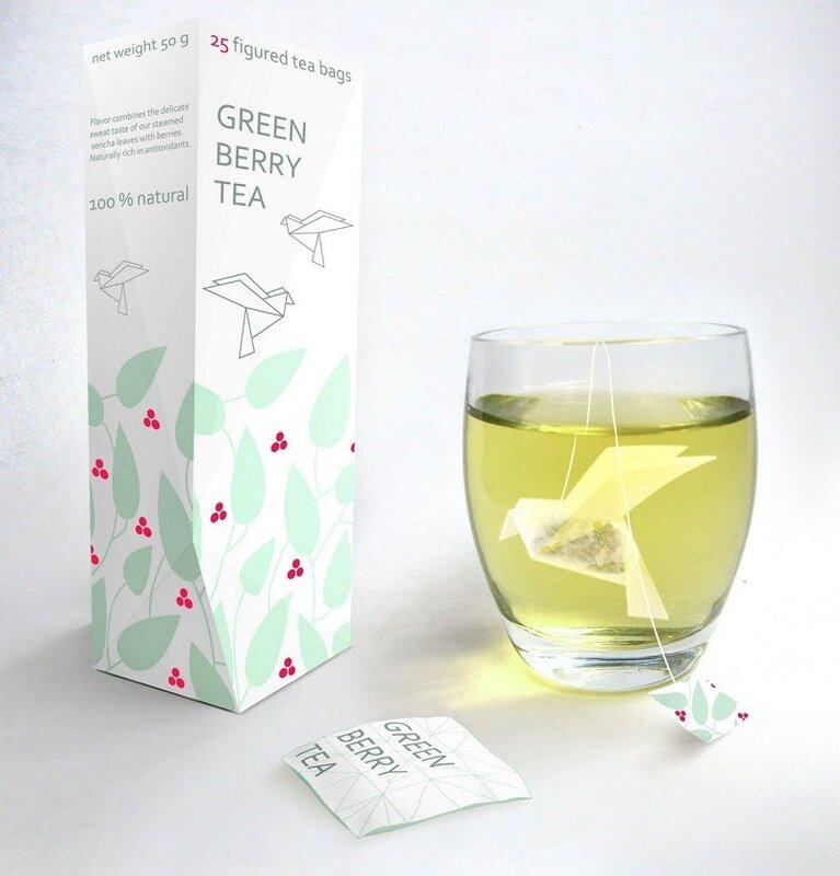 Самый необычный промдизайн упаковки для напитков.