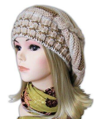 Модные женские шапки крючком схемы. шапки ушанки женские.