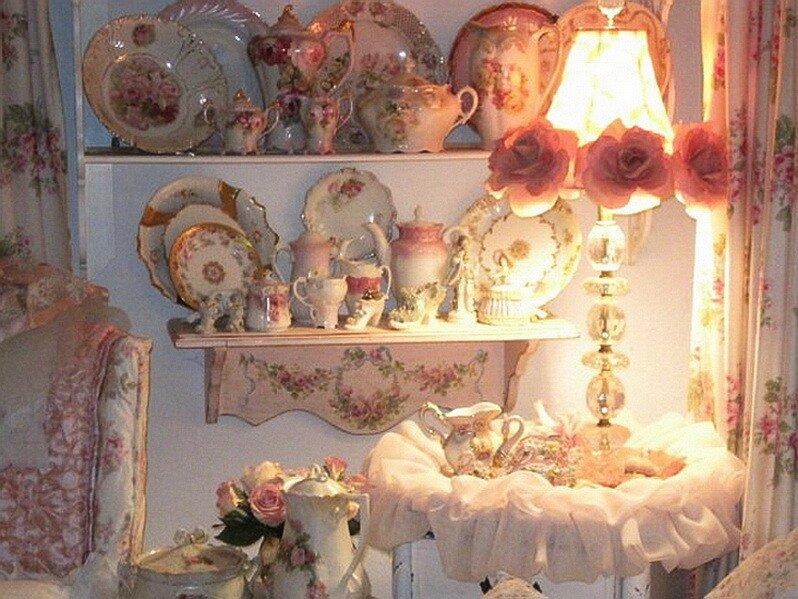 Кухня в деревенском стиле. http://www.mylulabelles.com.  ДОМАШНИЙ УЮТ.