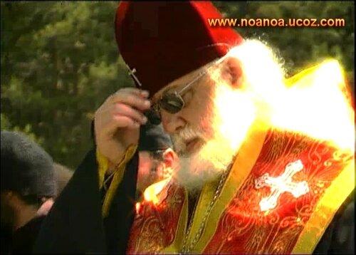 პატრიარქი სნოში