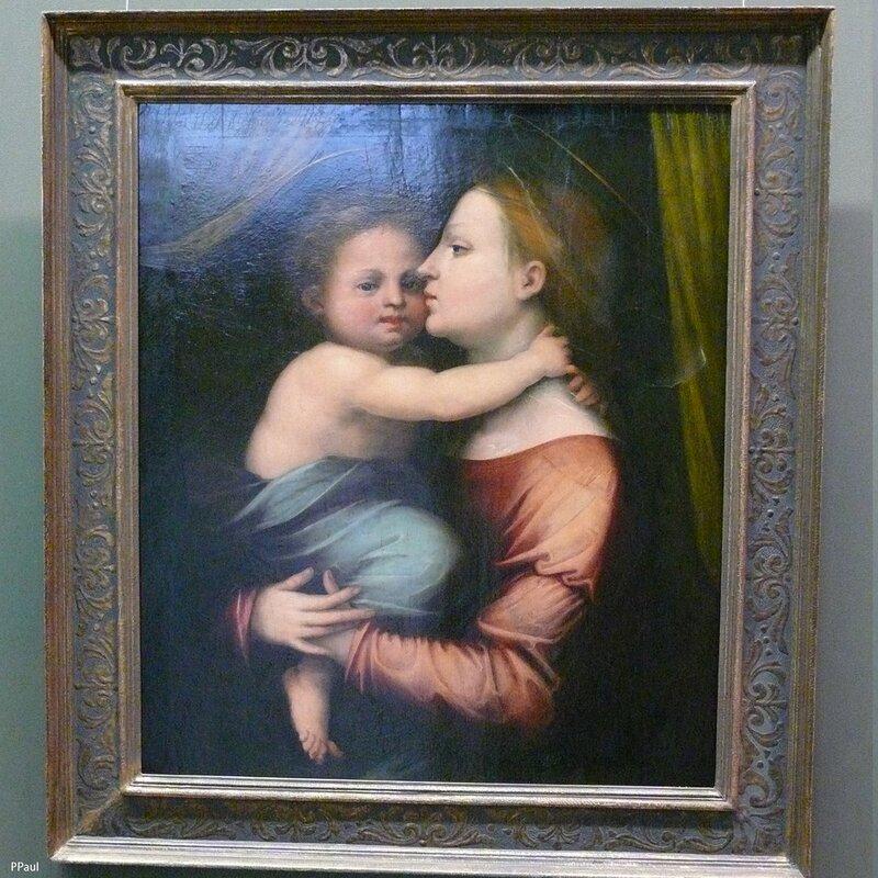 "Барталамео ""Мария с Младенцем"""