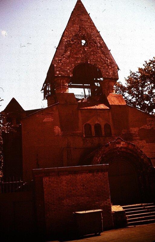 Церковь Второй общины старообрядцев-поморцев брачного согласия во имя Воскресения Христова и Покрова Богоматери
