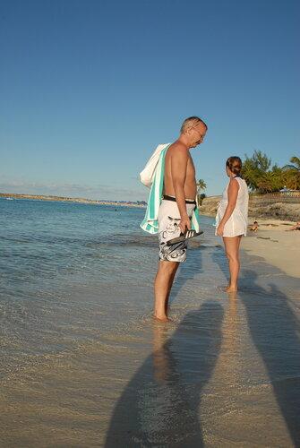Прощание с Багамами...