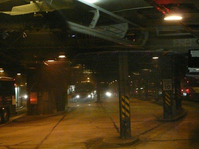 автовокзал нью йорка