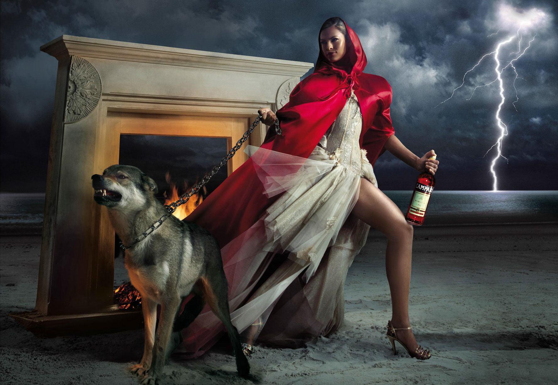 Ева Мендес / Eva Mendes Calendar Campari 2008