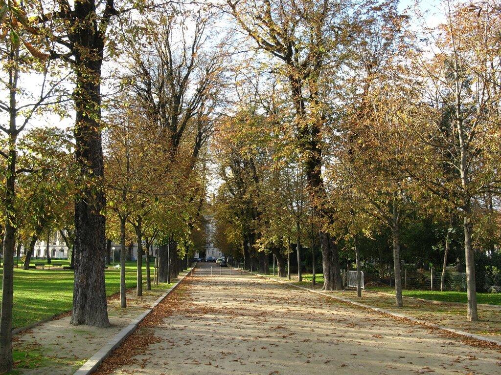 Сад Малого Дворца (Jardin des abords du Petit Palais), Париж
