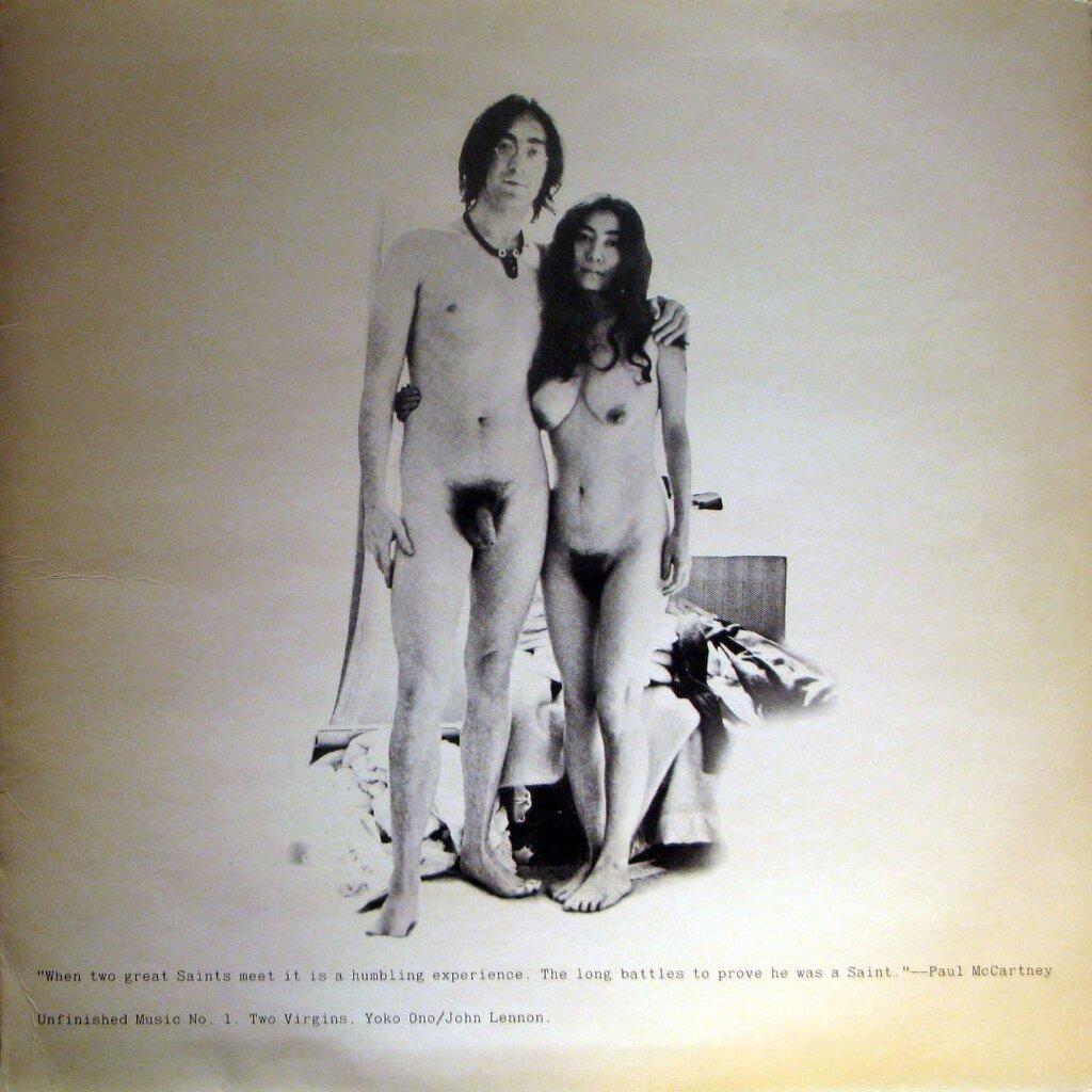 John Lennon & Yoko Ono – Unfinished Music No.1: Two Virgins (1968)