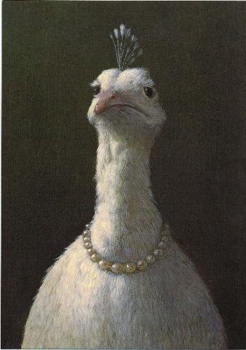 Michael Sowa, Fowl with pearls