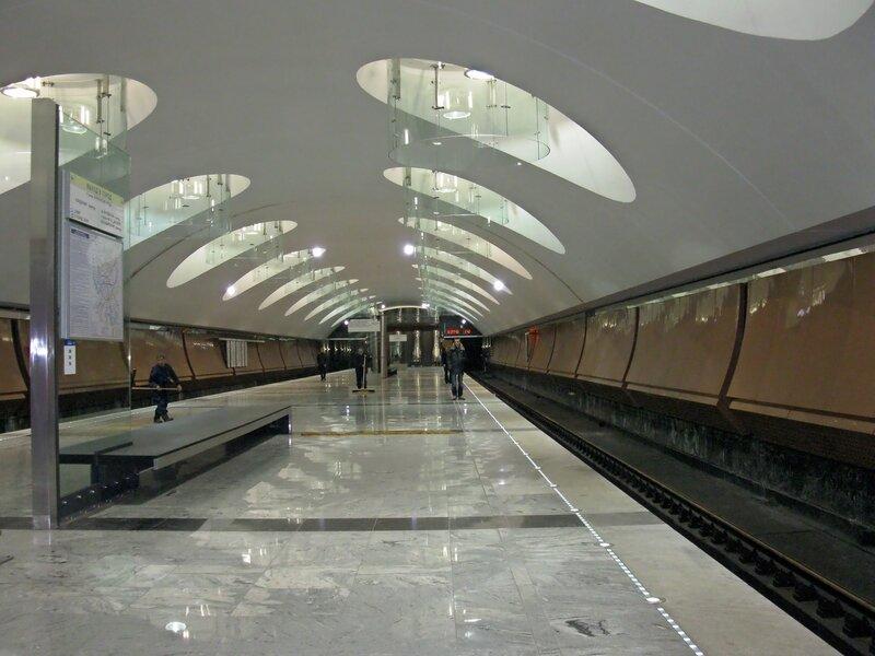 Станция м.Борисово