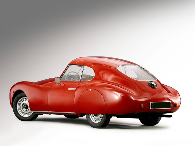 Fiat 1100S MM Berlinetta '1949