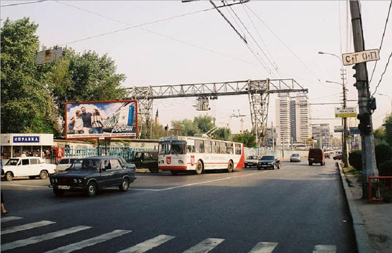 Строительство скоростного трамвая (Волгоград, Вторая очередь) .